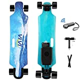 Vivi H2B Electric Skateboard, Youth Electric Longboard with Wireless Remote...