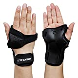 CTHOPER Impact Wrist Guard Protective Gear Wrist Brace Wrist Support for Skating...