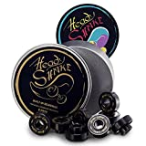 Heady Shake Pro Longboard Bearings Built-in Spacers and Washers - Longboards,...