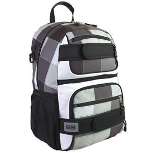 East Multi Compartment longboard backpack