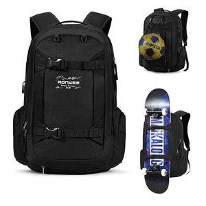 Multi purpose best longboard backpack
