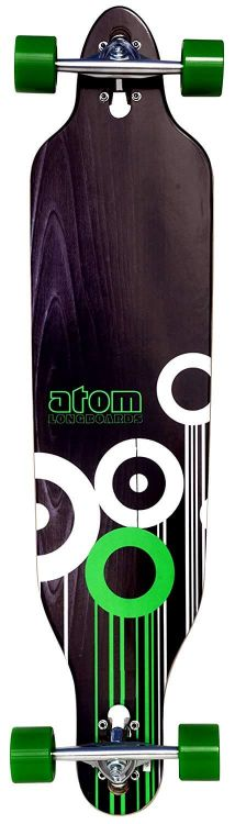 Atom Drop through best for downhill carving