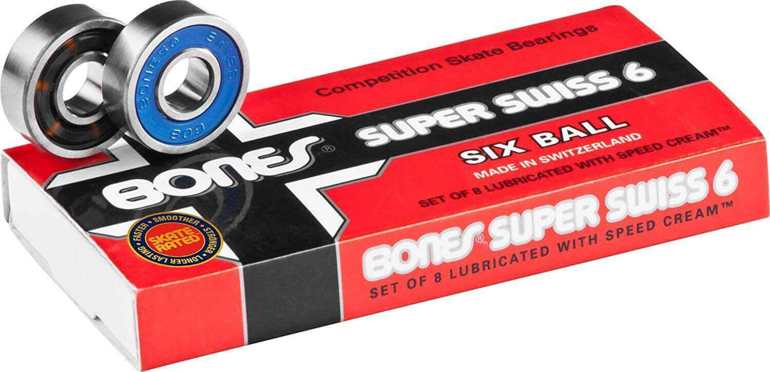 Bones Super Swiss bearing for high speed