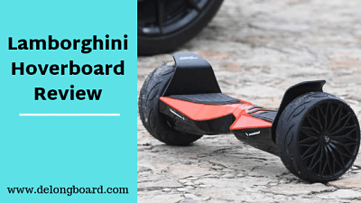 how much does a lamborghini hoverboard cost