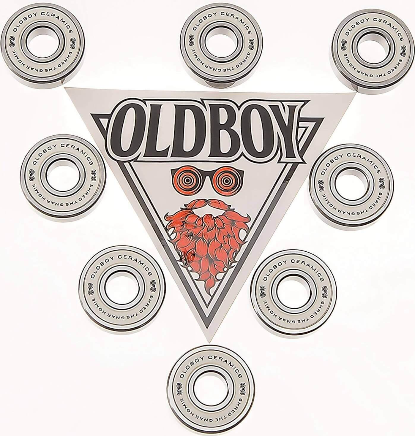 The best Oldboy-Premium Ceramic Bearings
