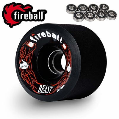 Fireball Beast Longboard Wheels