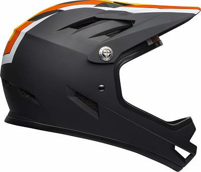Bell Sanction Adult Full Face Downhill Racer Helmet