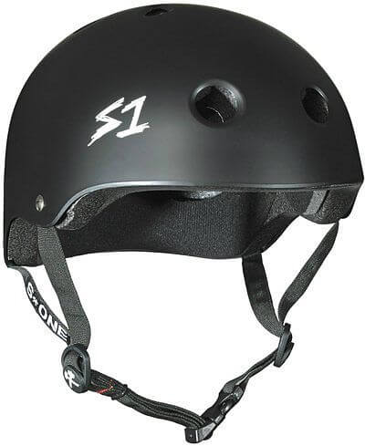 S-ONE Lifer CPSC best helmet for longboarding