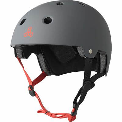 Triple Eight Bike and Skateboard Helmet