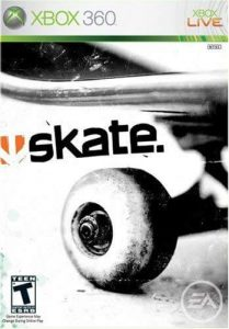 skate game for xbox 360