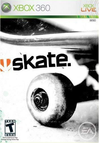 skate game for xbox 360