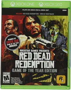 red dead redemption game