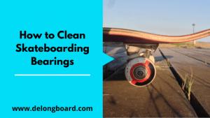 how-to-clean-skateboard-bearings