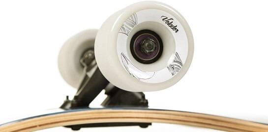 volador freeride longboard wheels