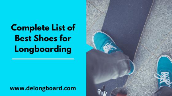 best-shoes-for-longboarding