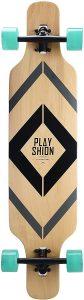 playshion longboard design