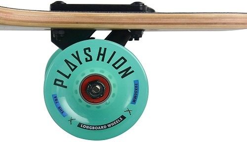 playshion longboard wheels