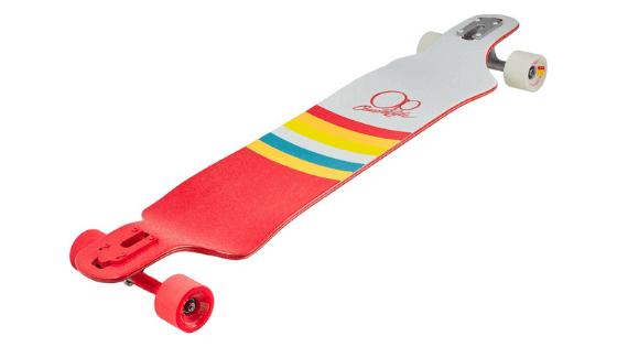 double drop longboard