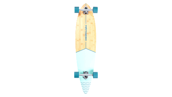 pintail longboard